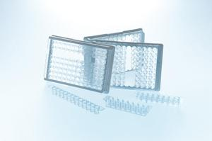 ELISA-PLATE, FLAT-BOTTOM, 2X8F-STRIP, HI