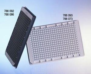 CELL CULTURE MICROPLATE, 384 WELL, PS